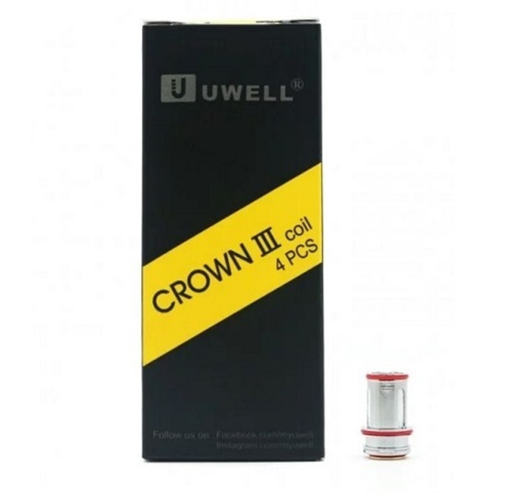Crown 3 Coils (4pk)
