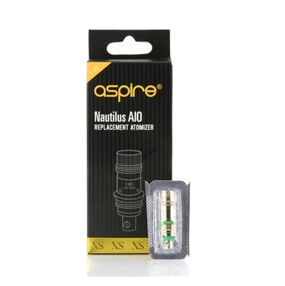 Aspire Nautilus AIO NS Coils (5pk)