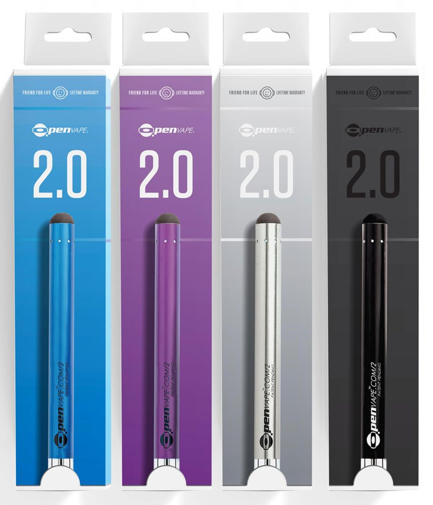 O.Pen Vape 2.0 Battery