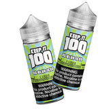 Keep it 100 ICED- Blue Slushie - 100ml