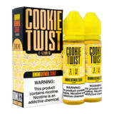 Cookie Twist - Banana Oatmeal Cookie - 120ml