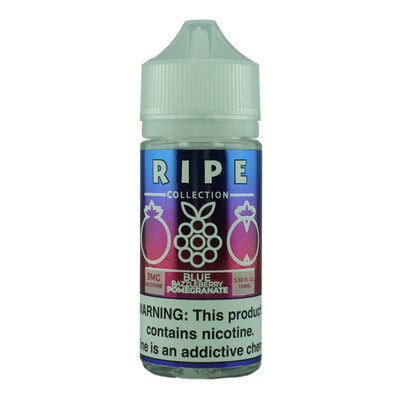 Blue Razzleberry Pomegranate - 100ml