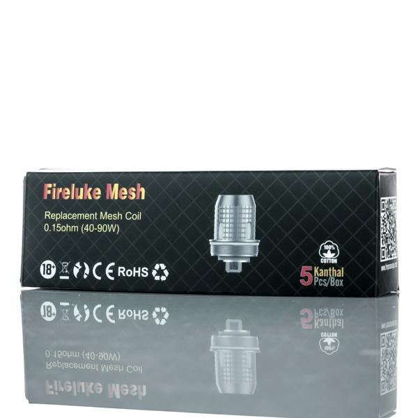 Freemax FireLuke Mesh Coils - Wickedly Hot Vapors
