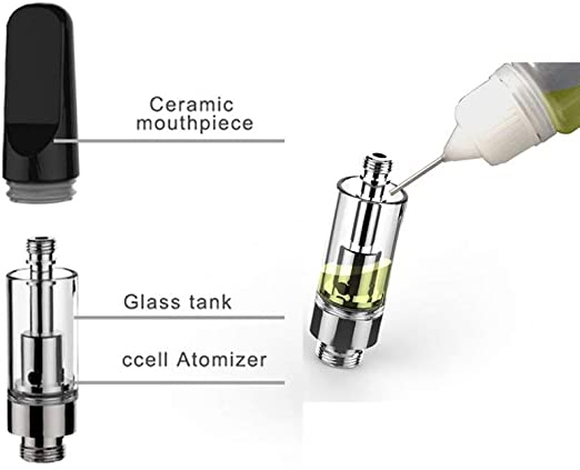 CCell Ceramic Tank
