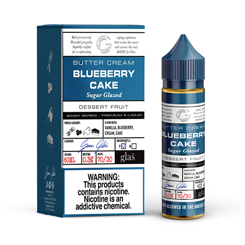 Blueberry Cake - 60ml