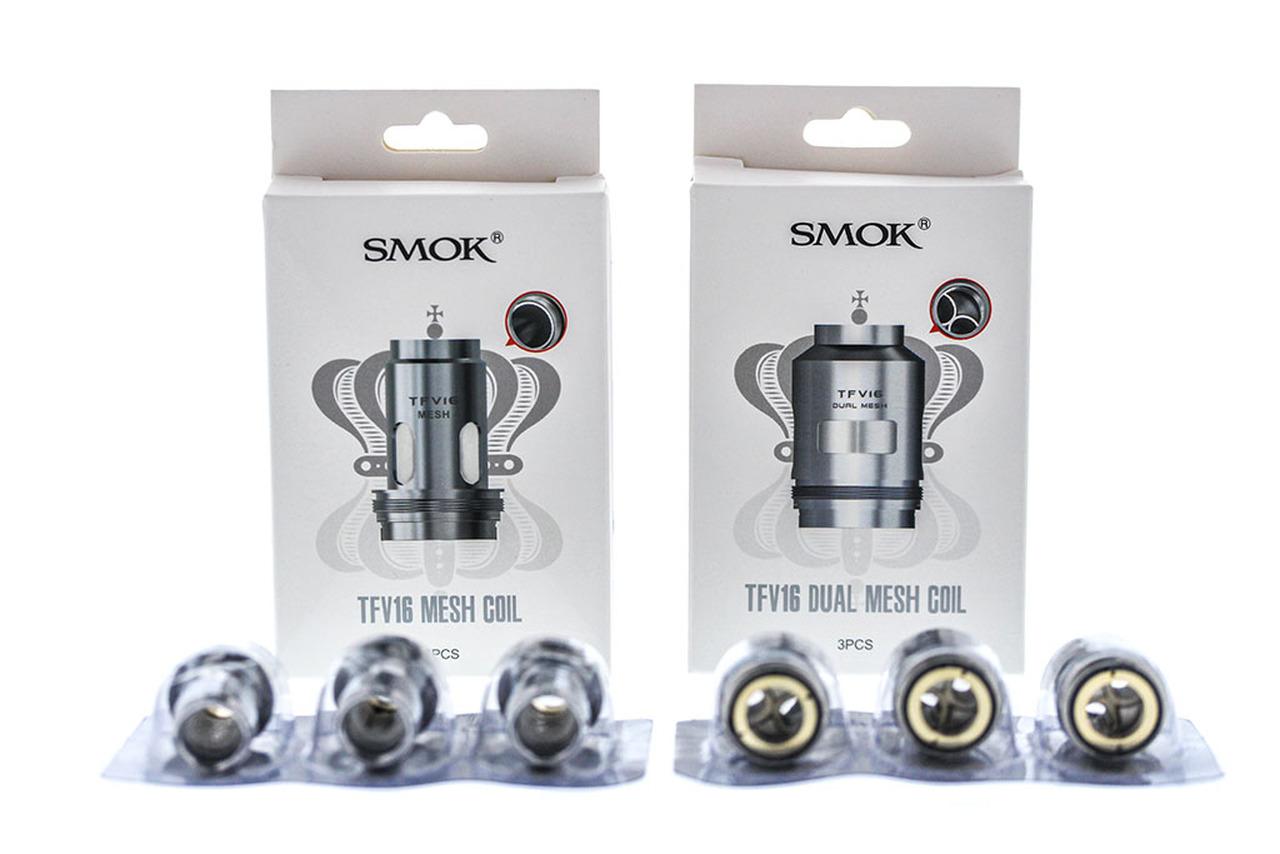 Smok TFV16 Coils - 3pk