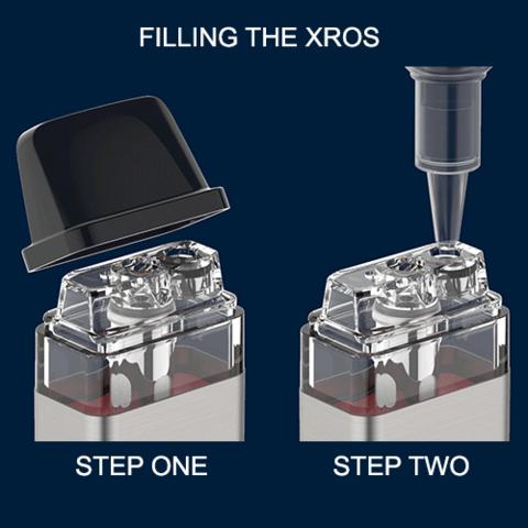 Vaporesso XROS Replacement Pods (2pk)
