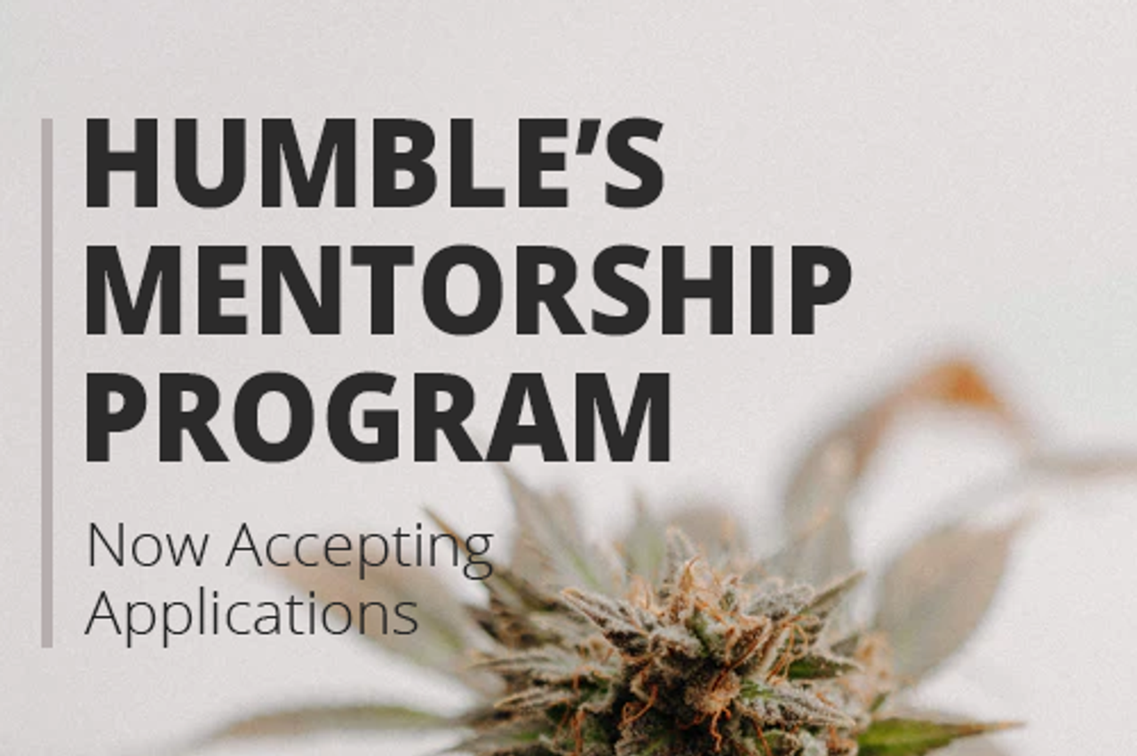 Humble & Fume Inc. Mentorship Program