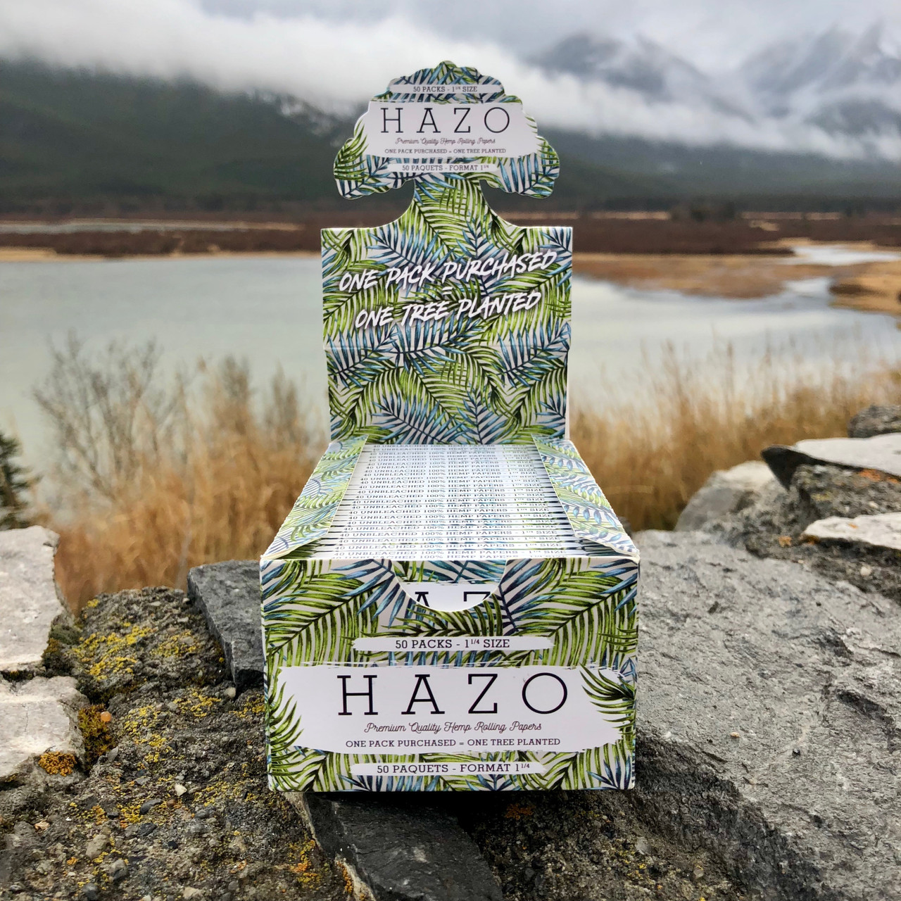 Rolling for a Cause with Hazo Rolling Papers | humble+fume