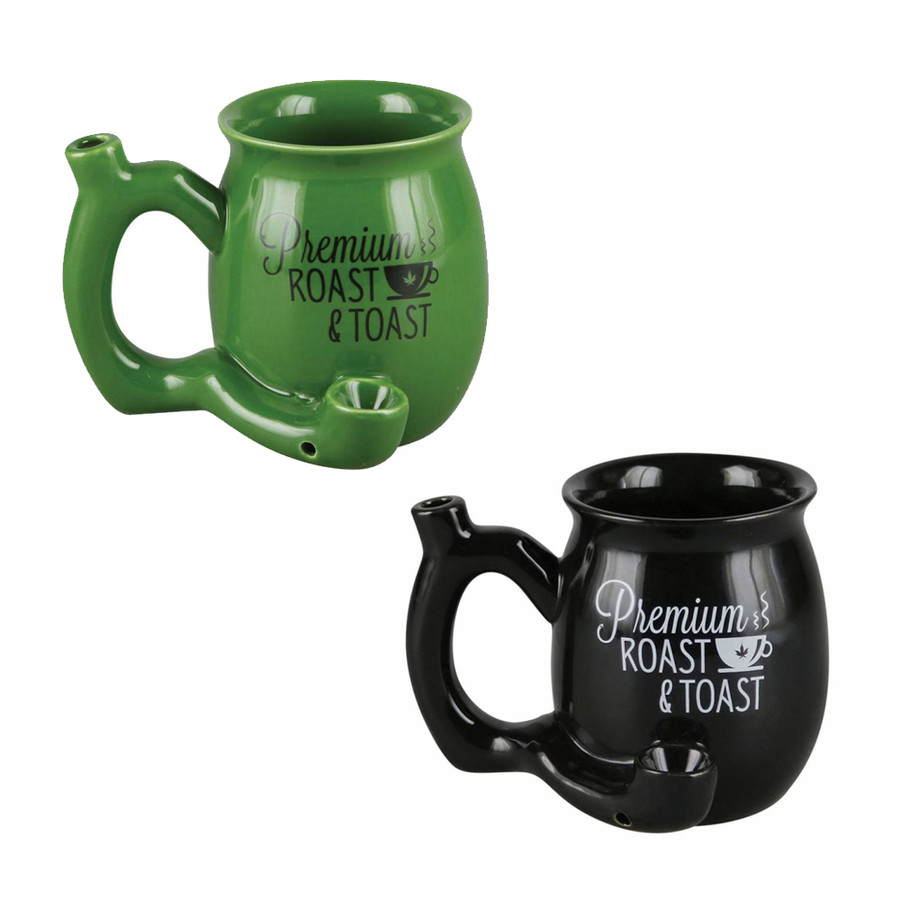 Premium Roast Wholesale Small Pipe Mugs
