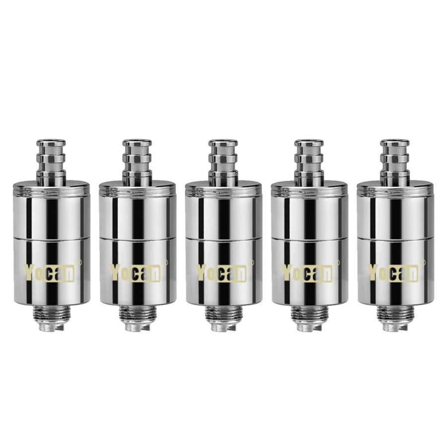Magneto Replacement Layered Ceramic Coil & Cap by Yocan