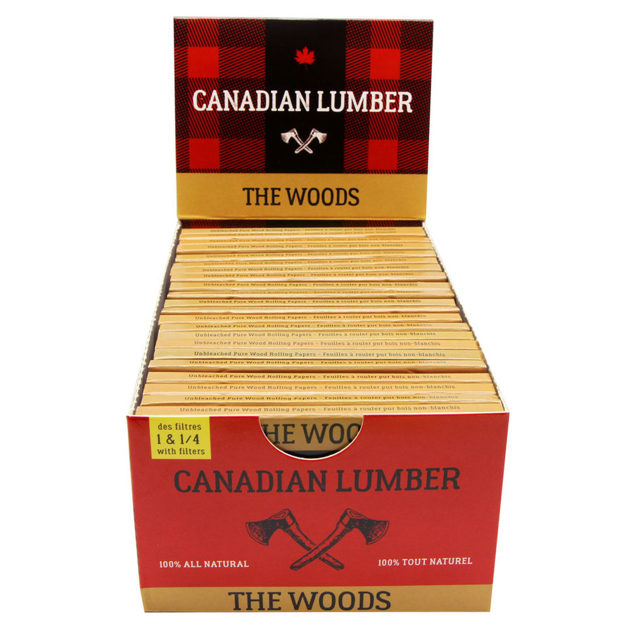 Canadian Lumber Woods