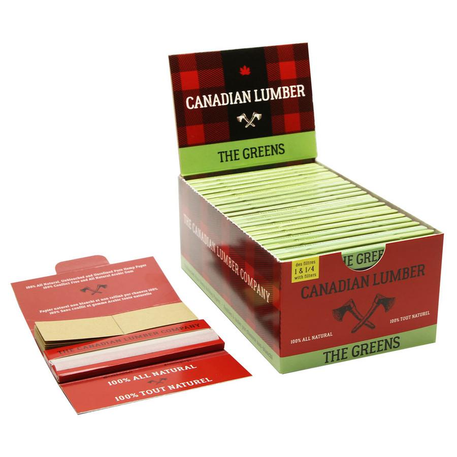 Canadian Lumber Greens