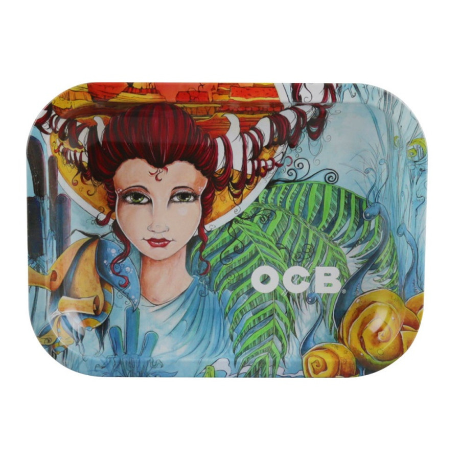 Artist Series Metal Rolling Tray by OCB