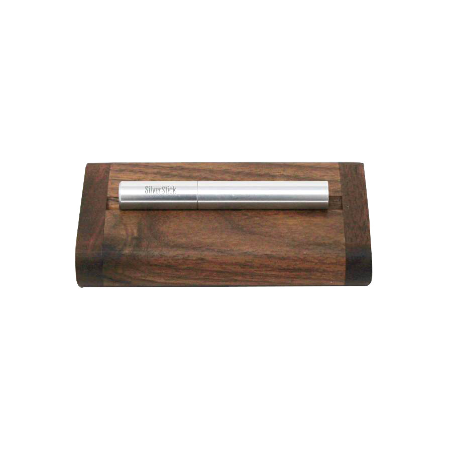 Walnut Dugout with Poker by SilverStick