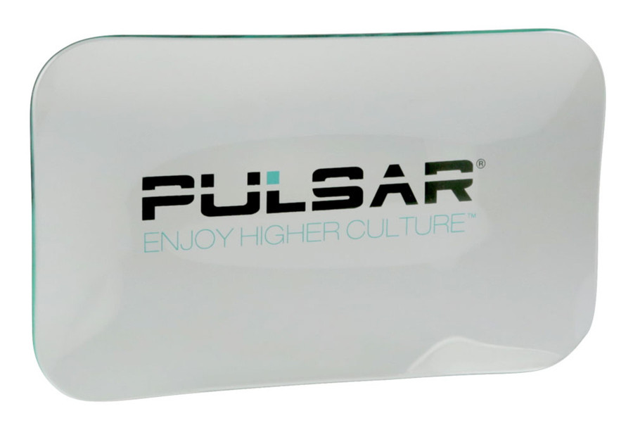 """Pulsar Glass Rolling Tray - Large 5.75"""" x 9.75"""""""