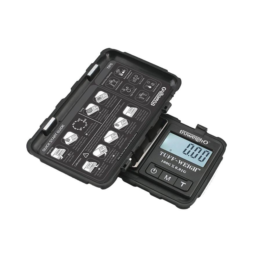 100g x 0.01g Tuff-Weigh Digital Mini Scale by Truweigh