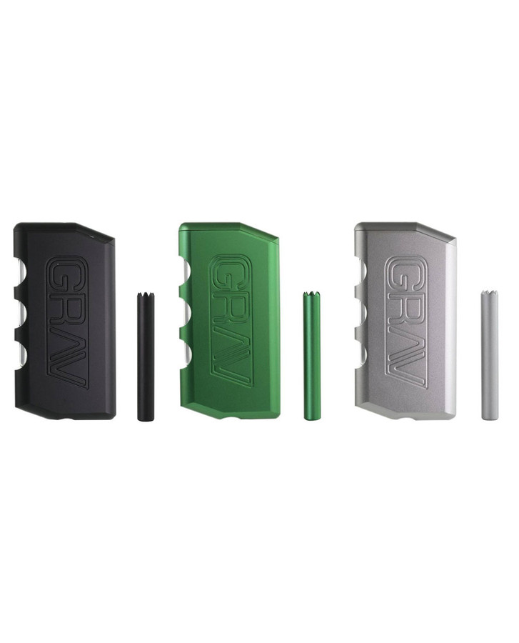 """3"""" Dugout with Glass Storage by GRAV"""