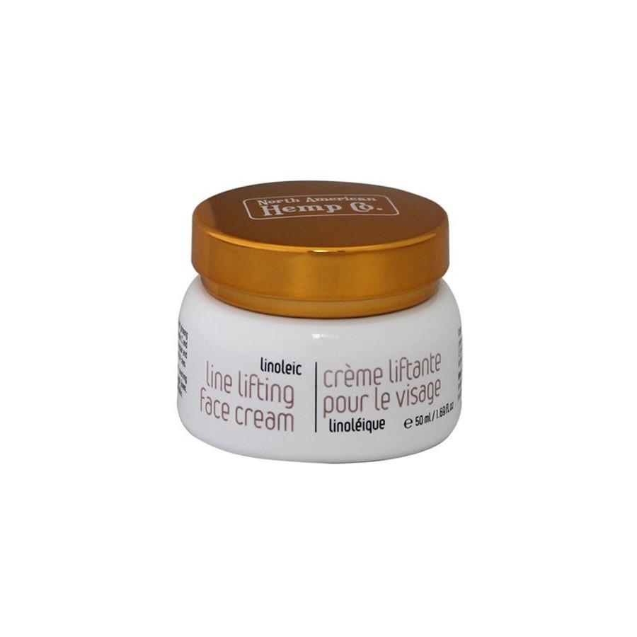 1.69oz Linoleic Line Lifting Face Cream by North American Hemp Co.