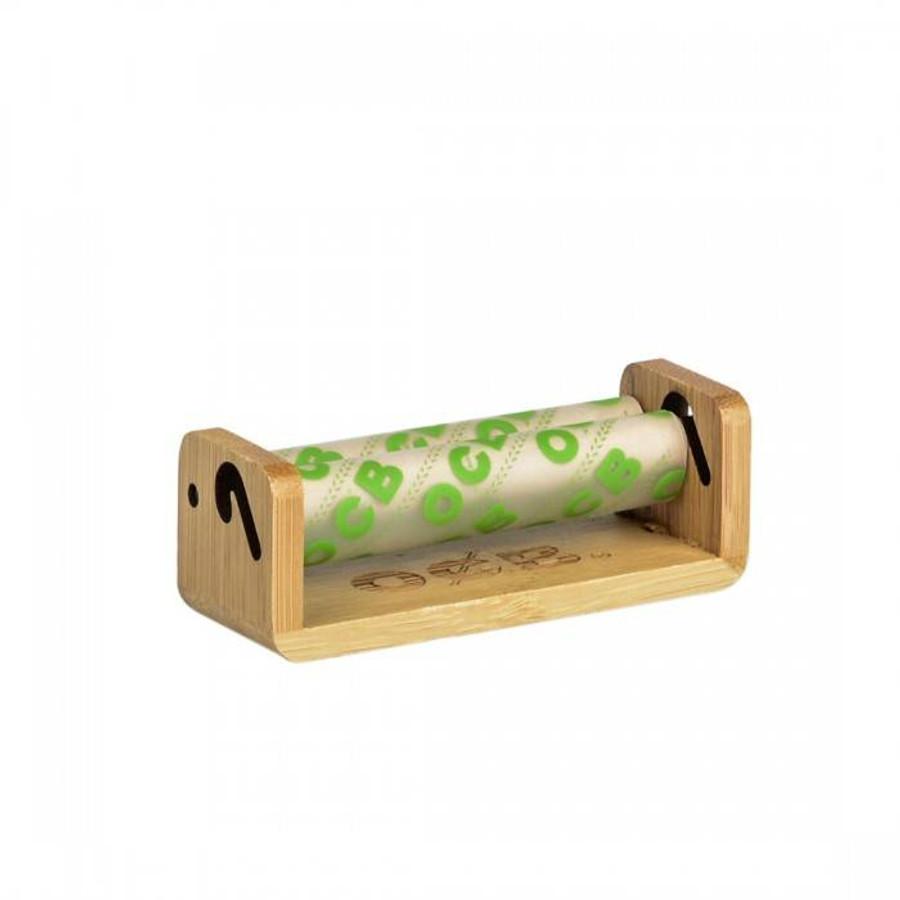 70mm Bamboo Hand Roller by OCB