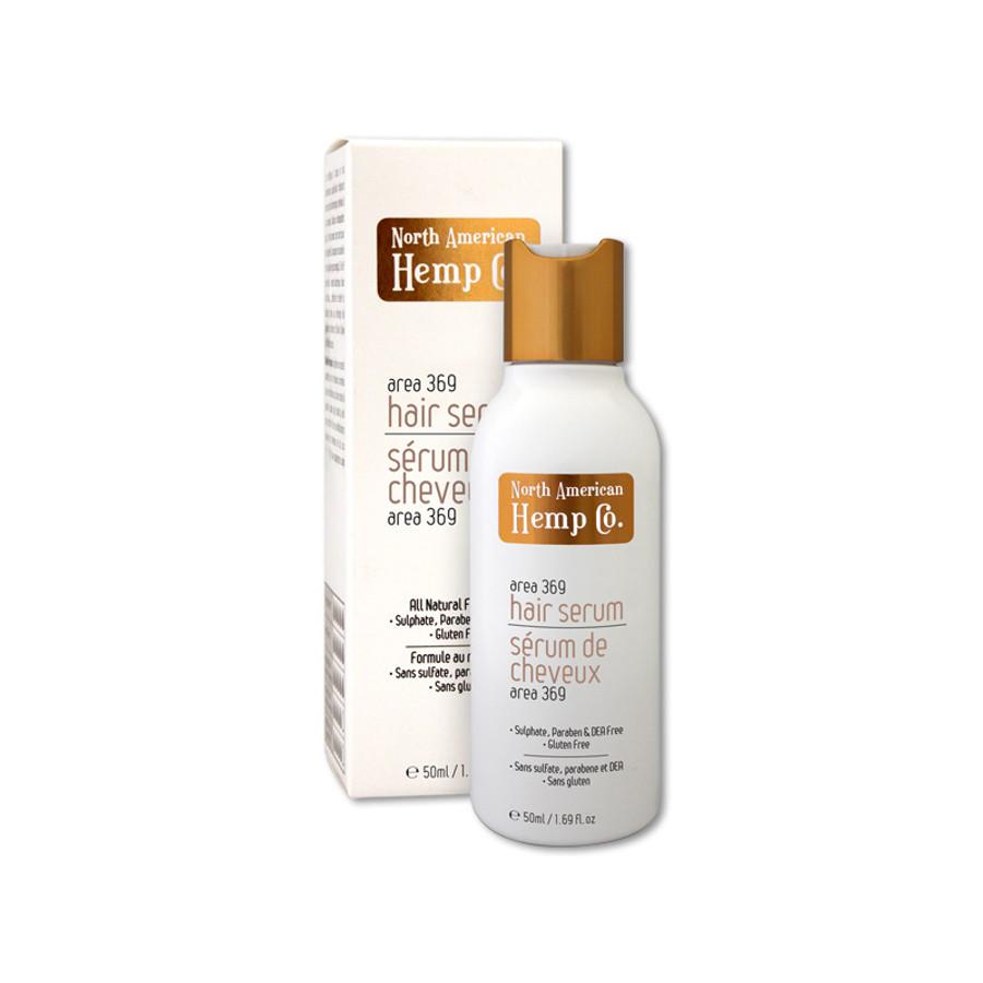 1.69oz Area 369 Hair Serum by North American Hemp Co.