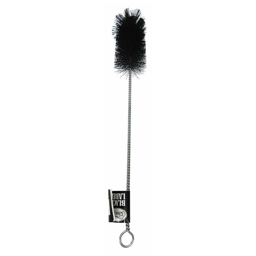 "2"" Black Nylon & Steel Cleaning Brush by Randy's"