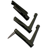 3 Pack of JX3 Outdoors Folding Tree Steps for saddle hunting.
