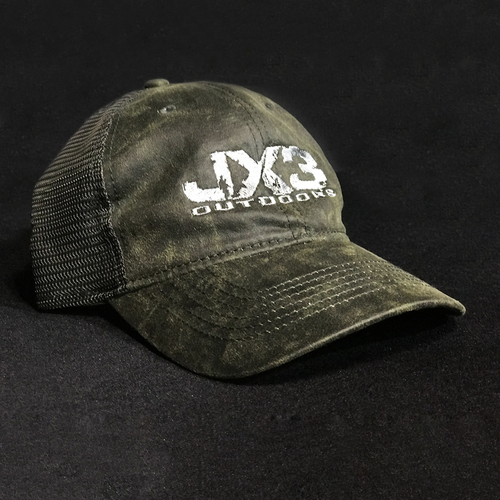 Classic JX3 Outdoors Limited -  Weathered Hat