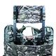 JX3 Hybrid Padded Headrest W/ Adjustable Extenders