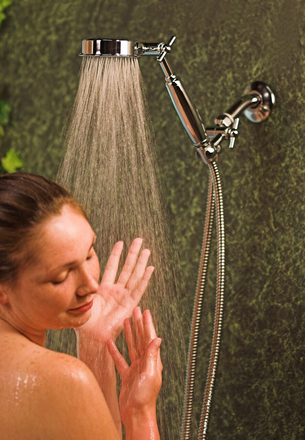 Premium Series Hand Held Wonder Shower Oil Rubbed Bronze