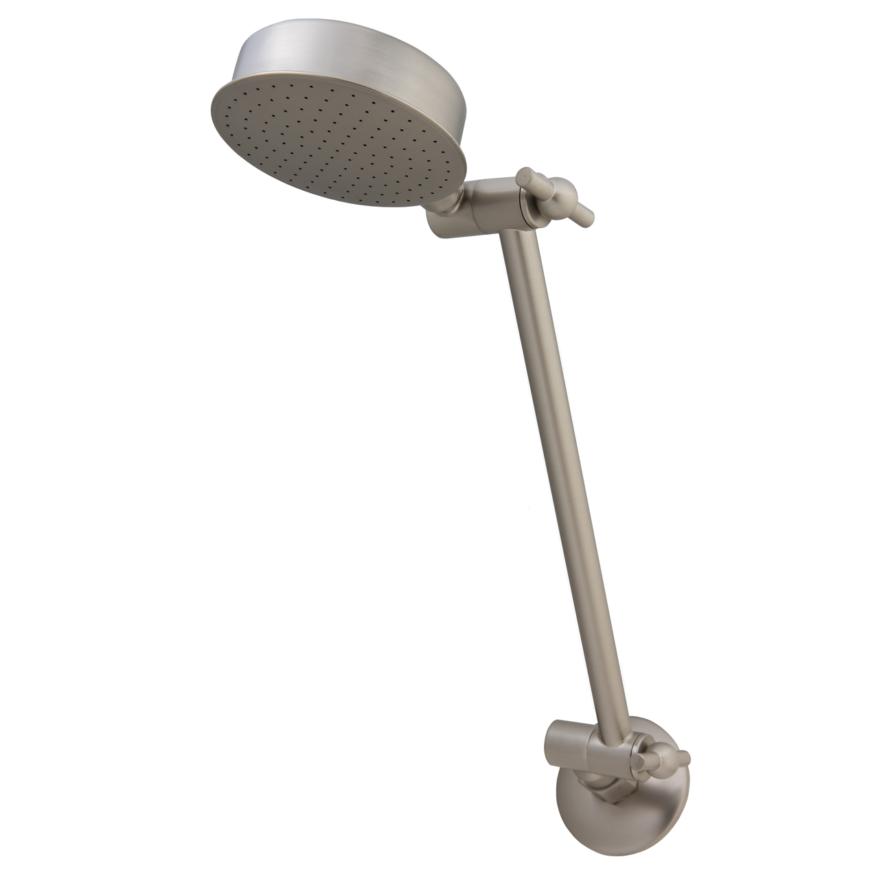 Showermate Series Wonder Shower Head 3 1 2 Brushed Nickel