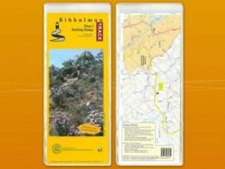 Bibbulmun Track Map