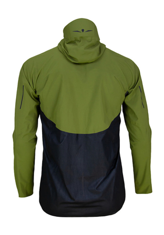 UGLOW Rain Jacket U-Rain Hybrid MAX - Men's