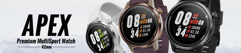 Coros Apex Australia - GPS premium multisport watch