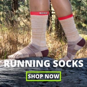 women trail running socks