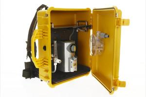 #8232 - Stinger BackPack Anesthetic Machine, 0 - 15 LPM Flowmeter