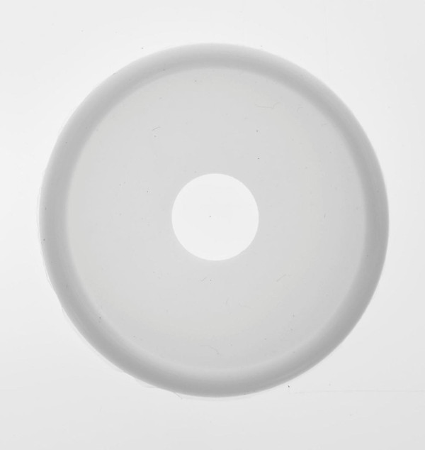 "#2890 - Diaphragm  -  40mm/1.6"" OD with 12mm (1/2"") aperture"