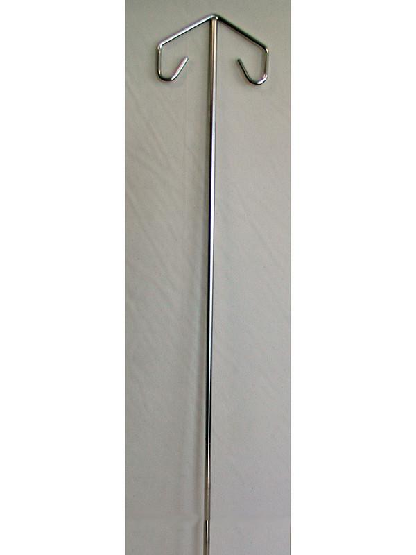 #5183 - IV Pole for Stinger Anesthesia Machine - 0.6M (2') Short