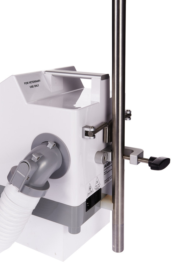Cozy Warm Air Heater IV Pole Clamp