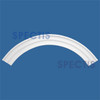"""AT1458-48.5 Arch Circle Top 5.5"""" Wide - Fits 48.5"""" Opening"""