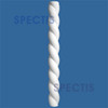 """CLM400-12-8S Rope Column 12"""" x 96"""" STRUCTURAL"""