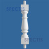 """BAL2022-23 Urethane Baluster or Spindle 4 1/2""""W X 23""""H"""