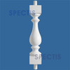 """BAL2032-31 Urethane Baluster or Spindle 5 7/8""""W X 31""""H"""