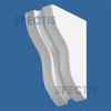 """BL2433 Spectis Eave Block or Bracket 2""""W x 5""""H x 3"""" Projection"""