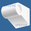 """BL2435 Spectis Eave Block or Bracket 4""""W x 4""""H x 5.25"""" Projection"""