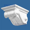 "BL2436 Spectis Eave Block or Bracket 10.25""W x 8""H x 16"" Projection"