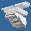 "BL2604 Combined Corbel or Eave Bracket 21""W x 10""H x 17"" P"