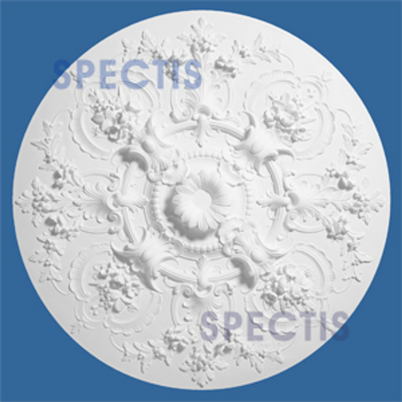 "CM4747 45 1/4"" Decorative Round Ceiling Medallion"