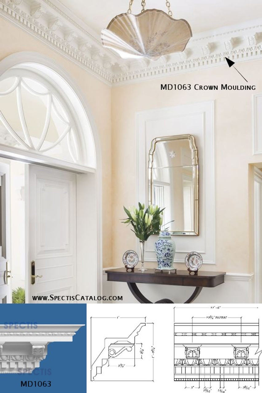 Crown Molding Suppliers