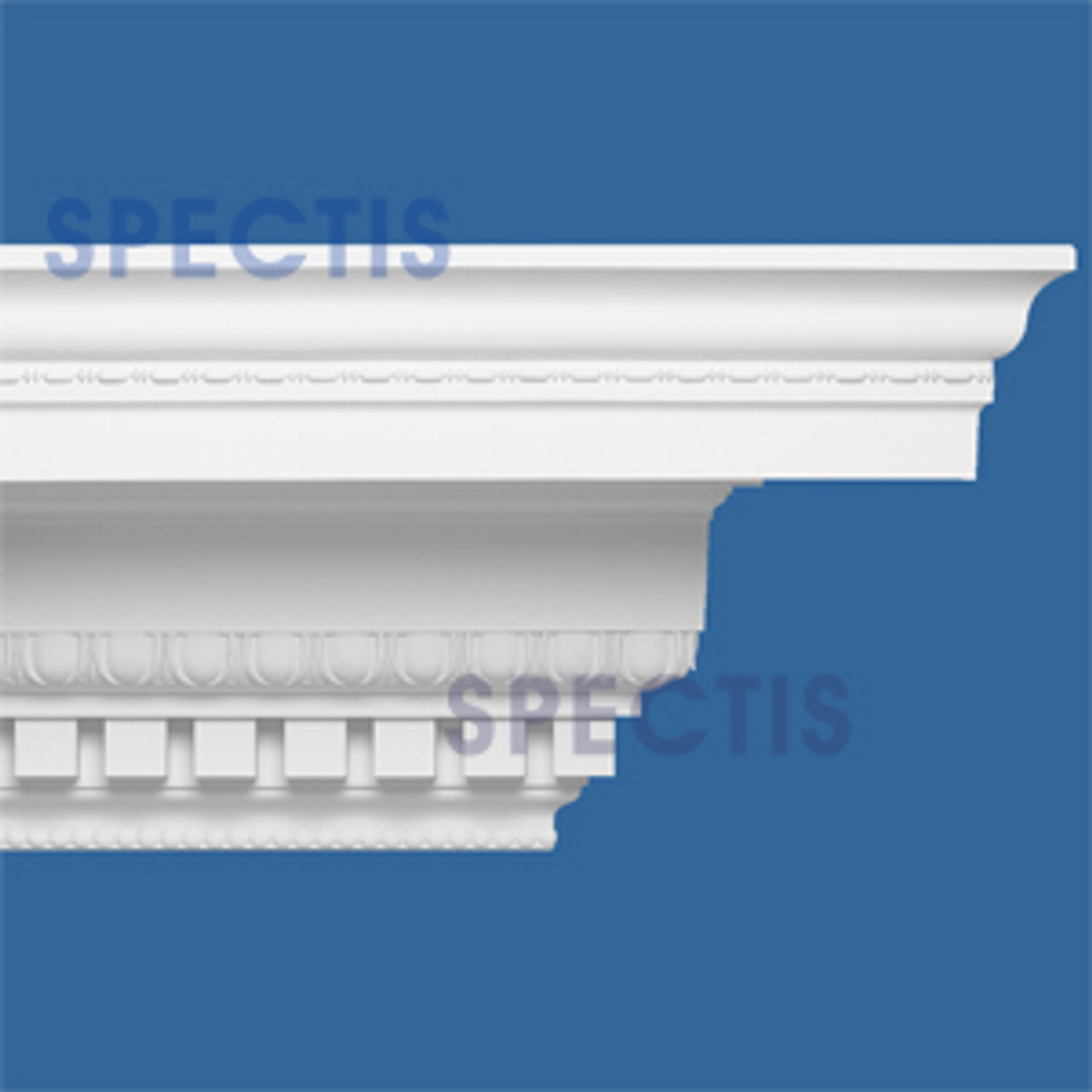 "MD1242 Spectis 5 Piece Crown Molding 24""P x 24""H x 144""L"